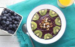 Superfood Smoothie Bowl, paleo recipes, paleo diet